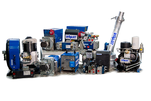 DYNASET Hydraulic Equipment