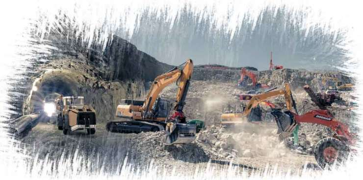Drilling, Mining and Quarrying