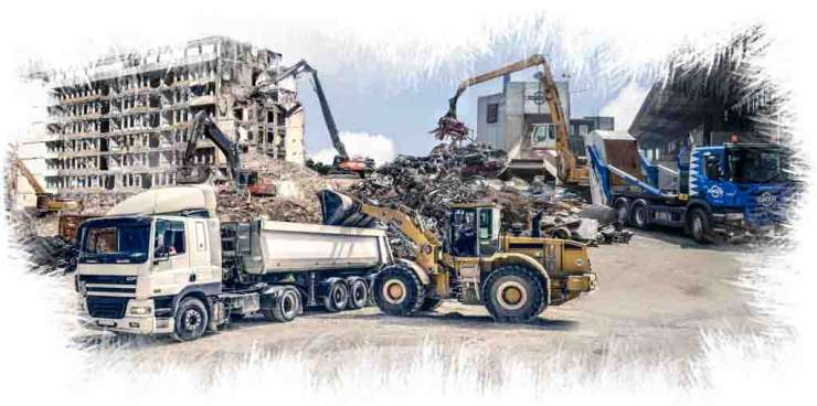 Demolition and Recycling